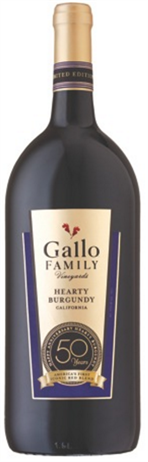 Gallo Family Vineyards Hearty Burgundy Twin Valley